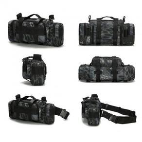 Military Design Waist Bag / Pouch bag 05
