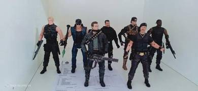 Action Figures from Neca Brand