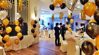 Private Party Balloon Helium 00133