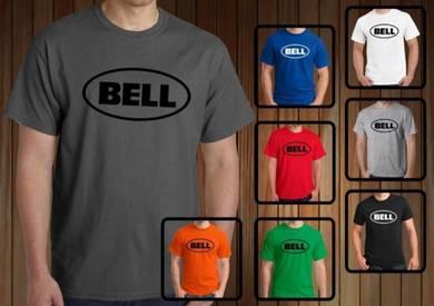 Tshirt Baju BELL TSV Siap Pos Laju