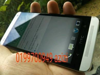 HTC one 32GB 4g silver
