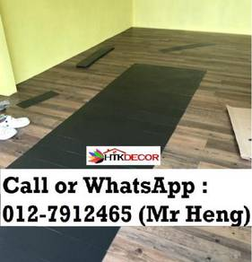 Quality PVC Vinyl Floor - With Install 49RS