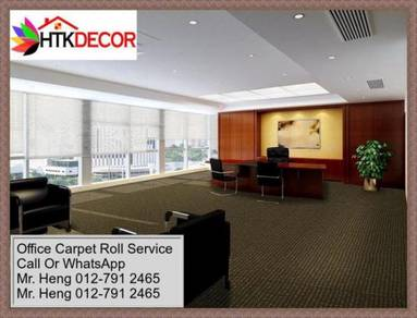 OfficeCarpet Roll- with Installation 78ML