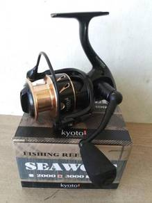KYOTO SEA WOLF 2000 ~ 4000 Fishing Reel - Pancing