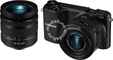 Samsung NX2000 Black - 99% Condition