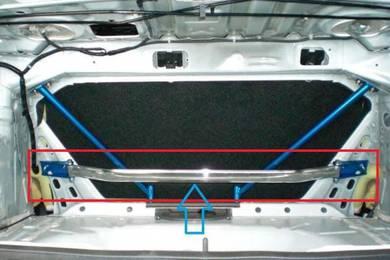 Honda FD2 Type R Cusco Rear Struct Bar FD2R Japan