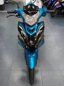 New Yamaha 135LC (Loan Senang Lulus)