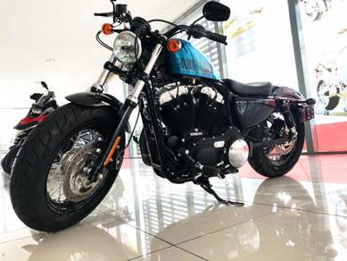 2015 Unregister HD 48 (1200) US Spec