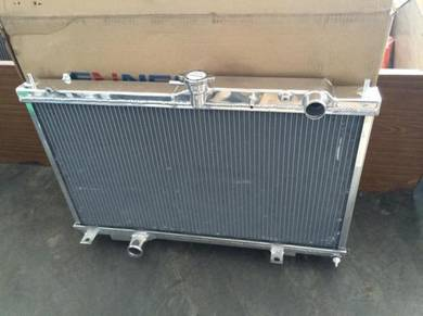 Synergy aluminium radiator for preve suprima turbo