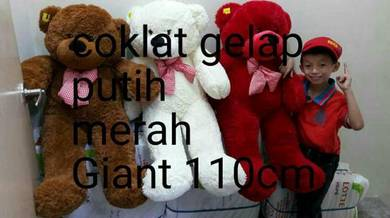 Teddy bear 110cmmm