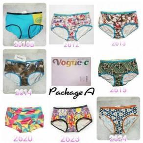 (80 pcs) [Size M~XL] Vogue-C Lady's Panties
