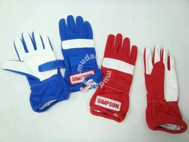 SIMPSON Sparco racing glove