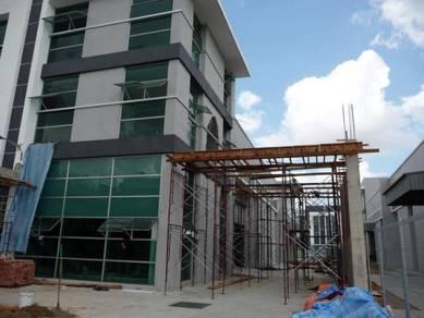 Factory Shop House Renovation Extension Plastering