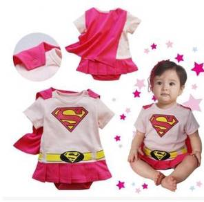 Superwomen kid cloth