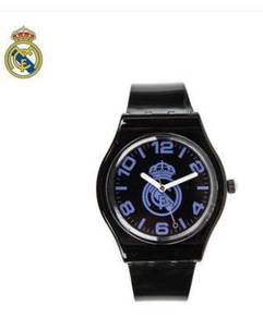 Real madrid watch black