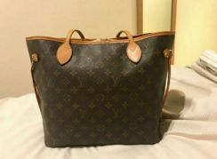 Original Neverfull MM monogram with wallet
