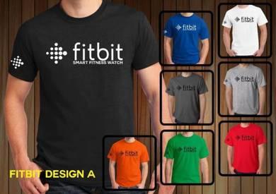 Tshirt Baju FITBIT TSV Siap Pos Laju