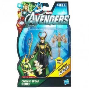 Hasbro Marvel's Avengers Cosmic Spear LOKI