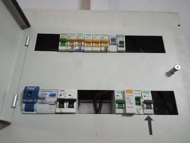 Jimat electric saving consumption