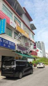 [RENOVATED] 3 Storey Shopoffice With LIFT The Link Bukit Jalil