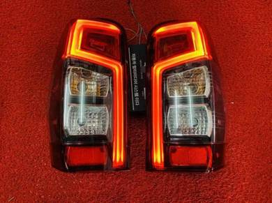 Mitsubishi triton led taillamp tail lamp light 4