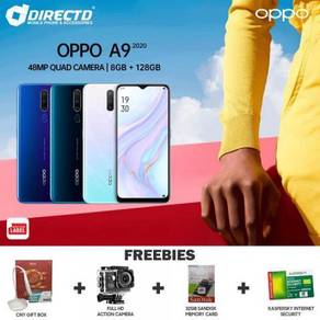 OPPO A9 (2020) 8GB RAM   128GB ROM   MY set