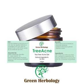 TreeAcne -Tea Tree Acne Gel