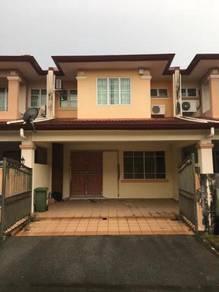 Double Storey Terrace at 12th mile, Jalan Kuching Serian ( Behind JPJ)