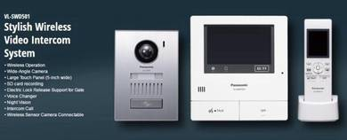 Panasonic Video Intercom VL-SWD501 Wireless Touch