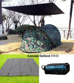 Canvas Oxford Alumimium Foil Mat EVA Mat