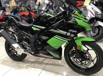 Kawasaki Ninja 250SL With Single Seat ~ Slider