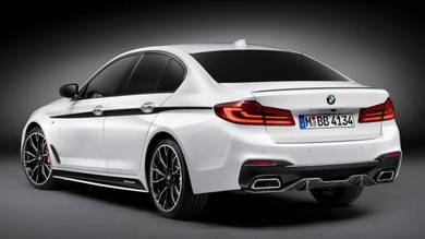 BMW G30 M Performance Trunk ABS Spoiler