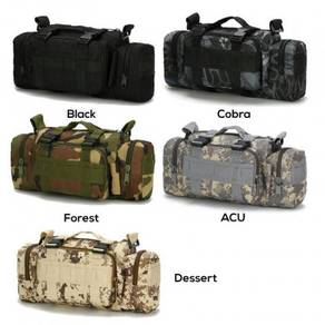 Military Design Waist Bag / Pouch bag 08