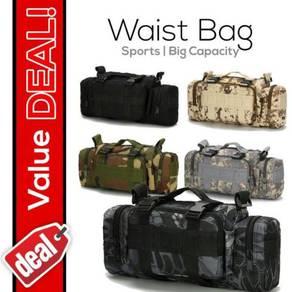 Military Design Waist Bag / Pouch bag 10