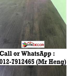Natural Wood PVC Vinyl Floor - With Install 45VW