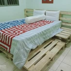 KaTIL & SOFA PALLET (BETTER THAN NEW.!!24JAM OPEN)