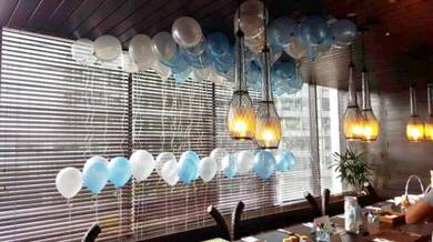 Dinner Balloon Deco 00134