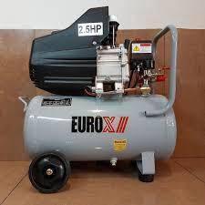 Eurox 2.5HP 24 Litre Direct Air Compressor 24L
