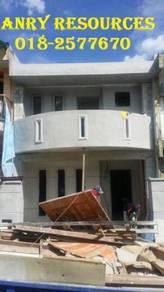 Rebuild.house bajet