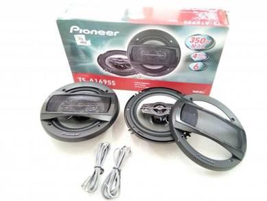 Speaker PIONEER TS-A1695S 6 Inci 4 Way - BARU