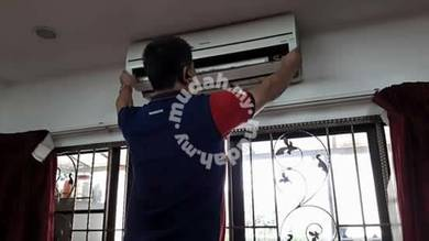 Aircond service in Puncak Jalil