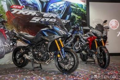 Yamaha Tracer GT/ MT09 GT/ TRACER 900 GT