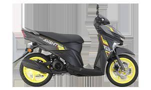 Yamaha avantiz scooter