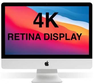 IMac 21.5 inch 4K RETINA 32GB RAM YEAR 2017
