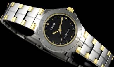 Watch - Casio Ladies LTP1242SG-1 - ORIGINAL