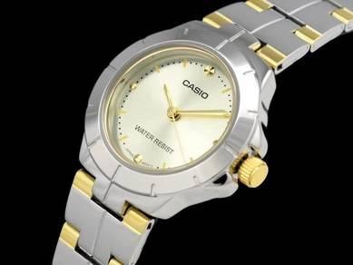 Watch - Casio Ladies LTP1242SG-9 - ORIGINAL