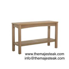 Teak console table - themajesteak