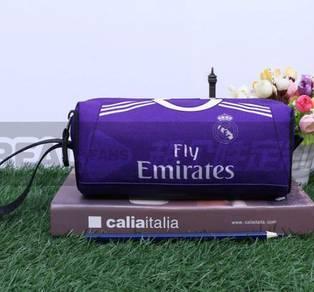 Real madrid pencilbox 2 (purple)