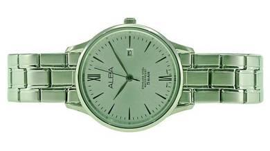 Alba Lady Stainless Steel Date Watch VJ22-X261SBS