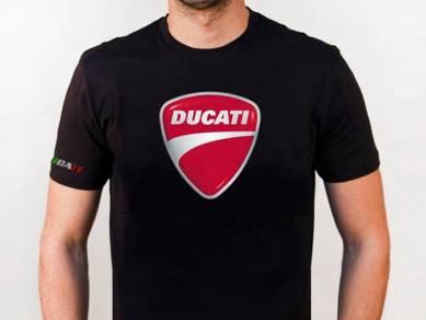 Tshirt Baju DUCATI D3 TSV Siap Pos Laju